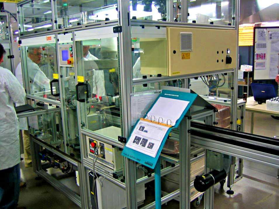 Empresas de automatización Barcelona