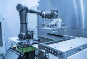 robotización industrial de procesos